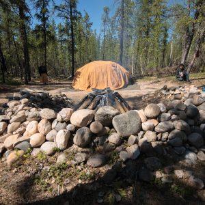 Spring Camp Digital Lodge Hjm Tipi 4